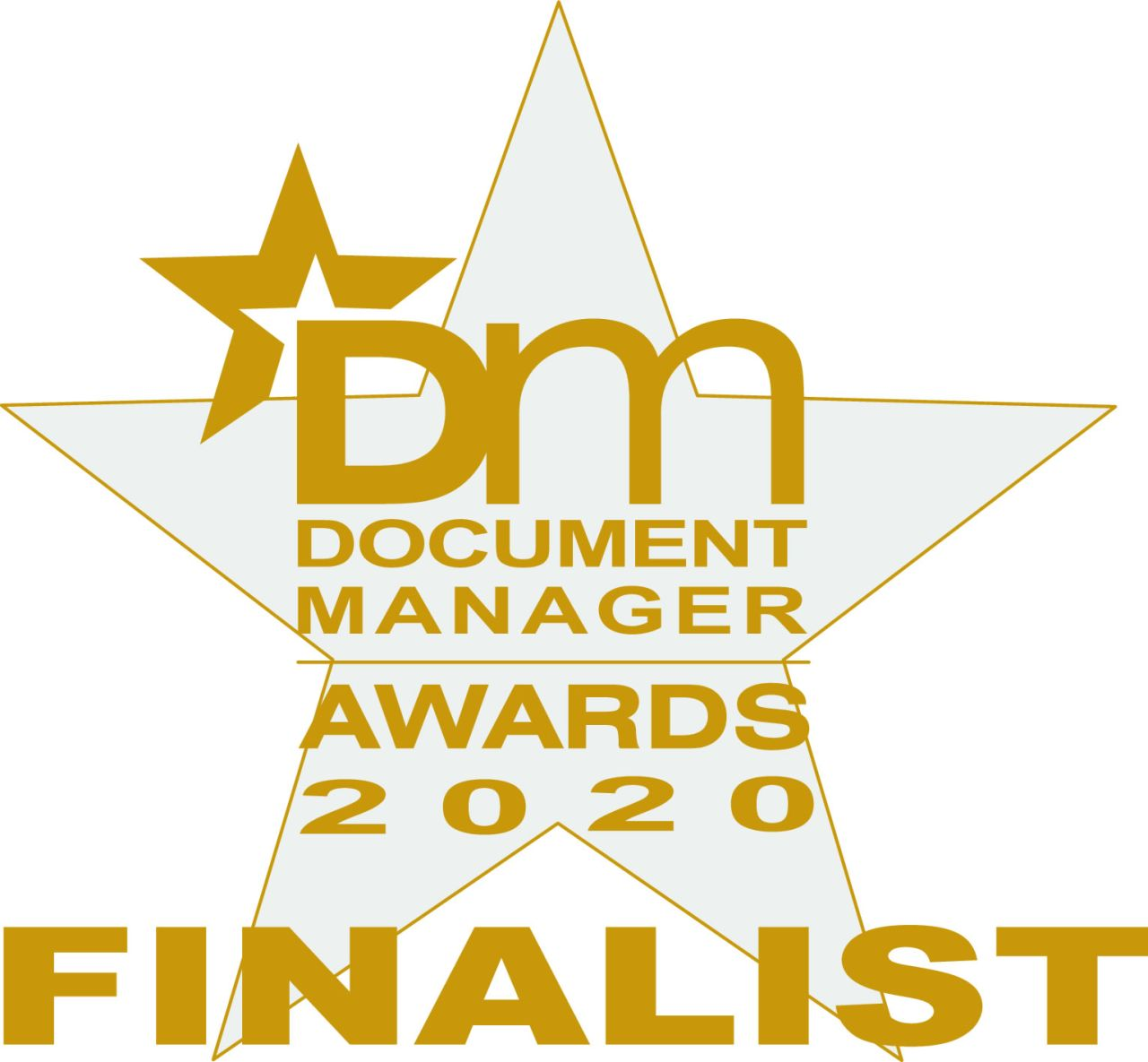 Intuitive Nominated Document Manager Awards 2020